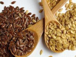 Как правильно употреблять семена льна для похудения фото