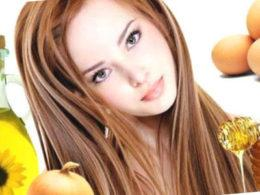 Маски для волос в домашних условиях фото