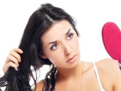 Народные средства от выпадения волос фото