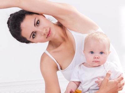 Как похудеть после родов кормящей маме, быстро фото