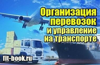 Картинка Организация перевозок и управление на транспорте – что за профессия