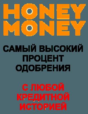honey money logo